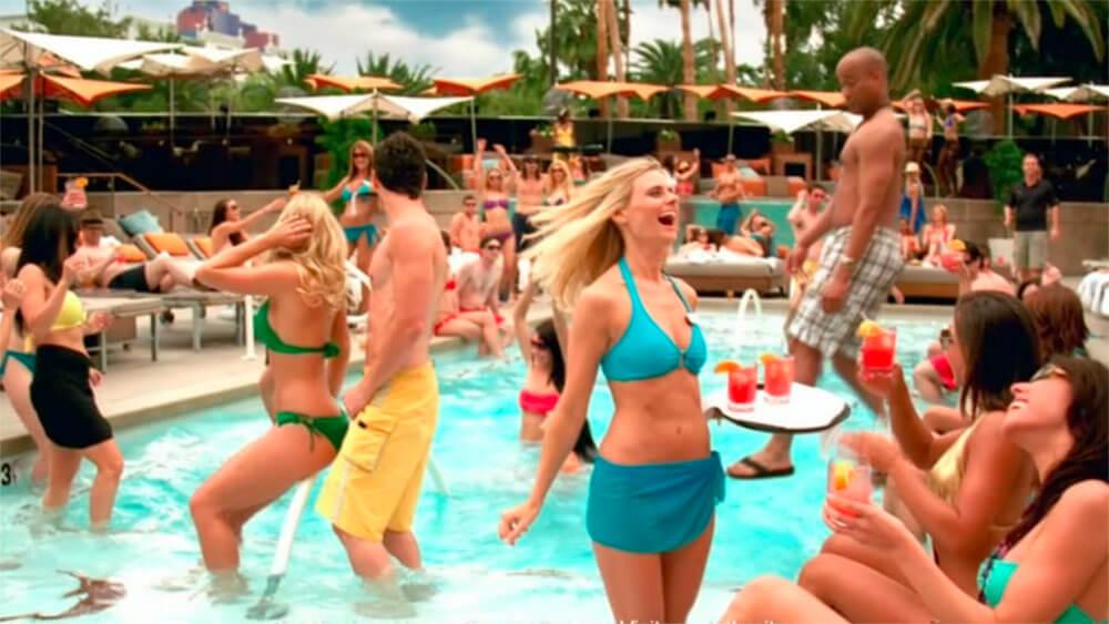 Las Vegas - Pool Report